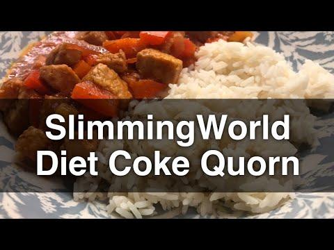 Diet Coke Quorn - SlimmingWorld Recipe