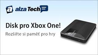 WD Passport: Externí disky pro Xbox One! - AlzaTech #120
