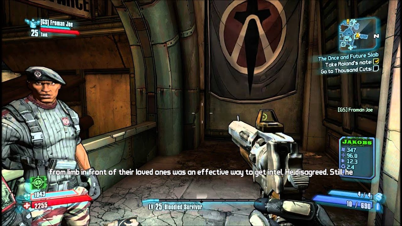 Borderlands 2 Episode 72: Ceiling Chairs