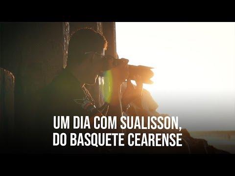 Um dia com Sualisson, do Basquete Cearense - Off Season 2018-19