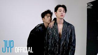 [On Air 2PM(온에어 2PM)] 우영 & 찬성 맵스 9월호 화보 촬영 비하인드 (EN/JP/T…