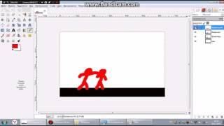 Урок в GIMP 2 (основы анимации)