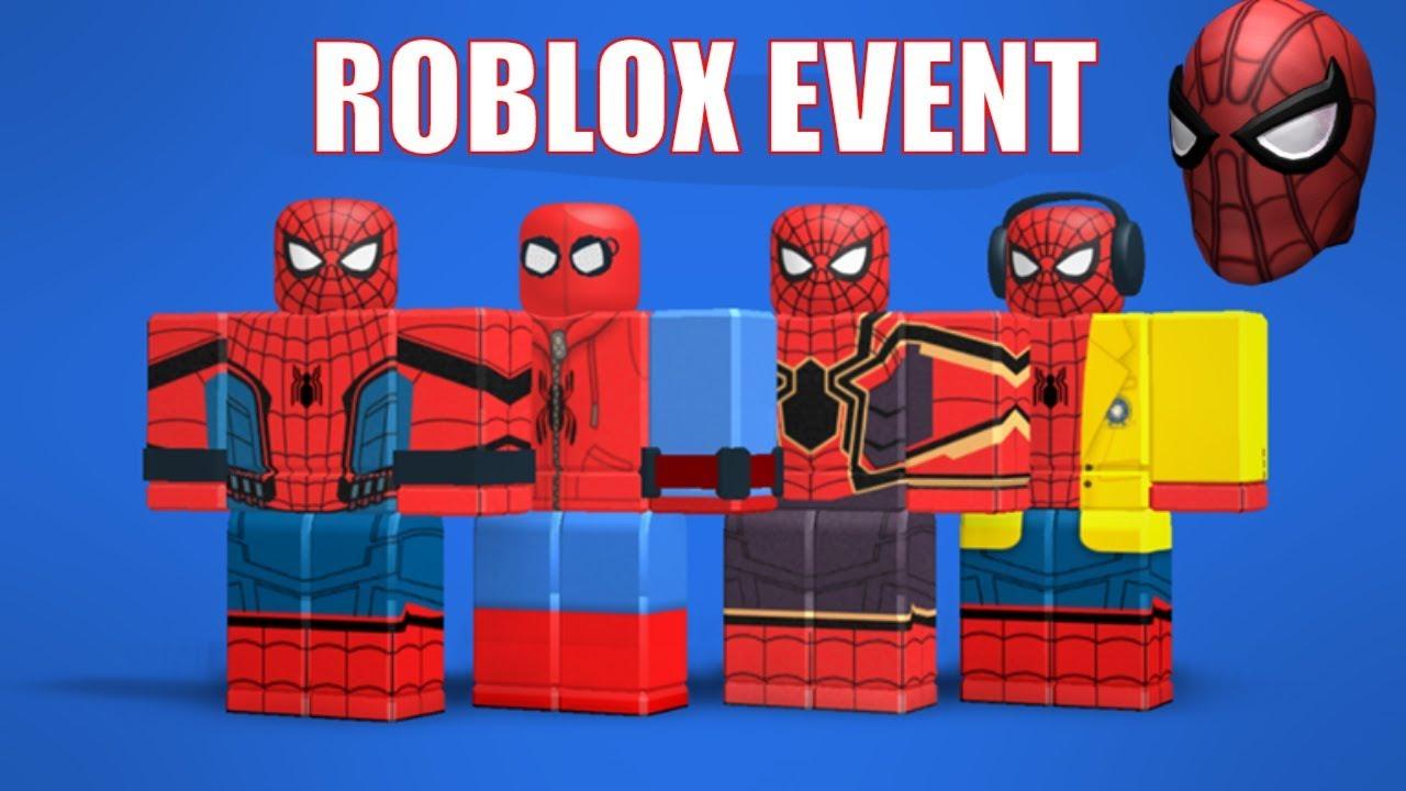 Roblox Event Lam Thế Nao để Trở Thanh Người Nhện Minhmama