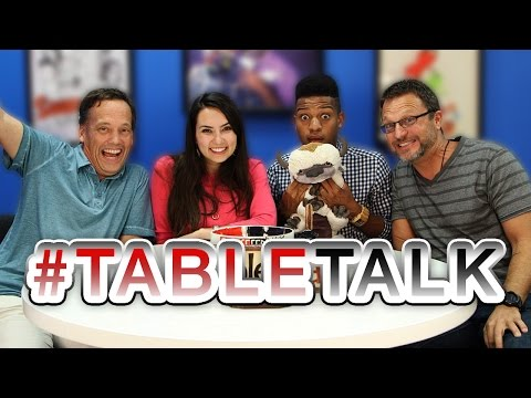 Special Guests Dee Bradley Baker and Steven Blum on #TableTalk!
