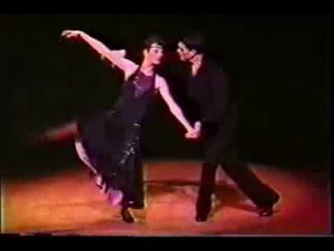 Pierre Dulaine and Yvonne Marceau Concerto D' Aranjuez