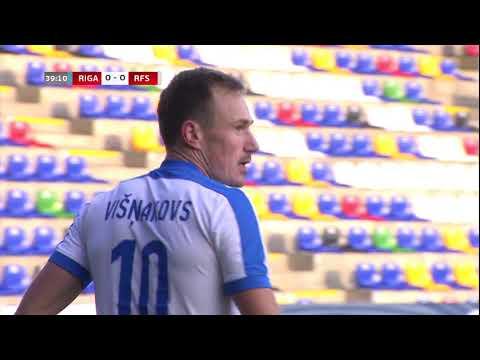 RIGA FC - RFS | 0 - 1| [ Spēles apskats] 22.10.2017