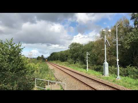 Sugar Loaf Mountaineer with DRS 37065 23/9/18