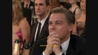 Leonardo Di Caprio's true reaction to 2014 Oscar Award