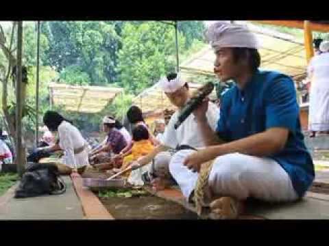 Egar Manah - Pupuh Adri (Balinese Holy Traditional Song)