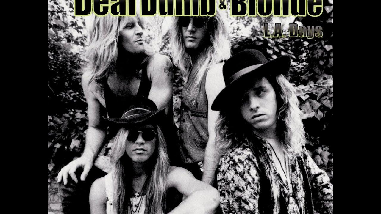 Def Dumb 46 Blonde