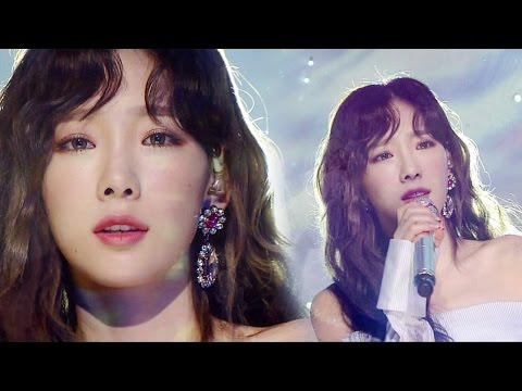 《Comeback Special》 Taeyeon (태연) - Fine @인기가요 Inkigayo 20170305