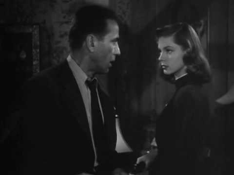 The Big Sleep (last scene)