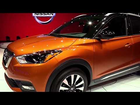 2018 Nissan Kicks ORG Edition Design Special Limited First Impression Lookaround