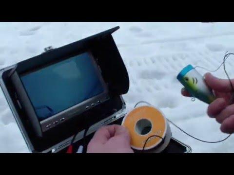 подводная китайская камера для зимней рыбалки