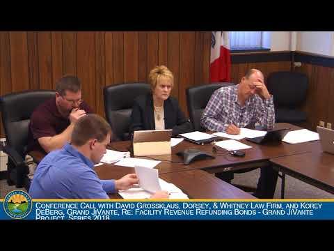 Hardin County Board of Supervisors Meeting 4-4-2018