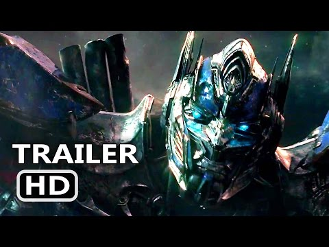 TRANSFORMERS 5 Optimus VS Bumblebee Tv Spot Trailer (2017) Action Blockbuster Movie HD