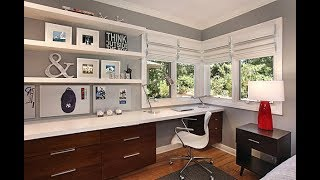 Top 40 Office Bedroom Design Ideas | Best Decorating For Small Room On a Budget 2018