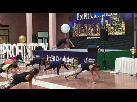 Alessandro Muo, Functional Training. Profit Convention 2019
