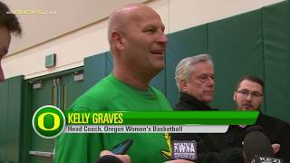 Coach Kelly Graves On Prepping For Civil War thumbnail