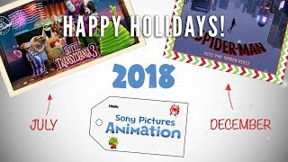 Happy Holidays!   Sony Pictures Animation