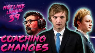 Coaches Fired, can C9 make World finals, TSM Zven problems? - Hotline League 39