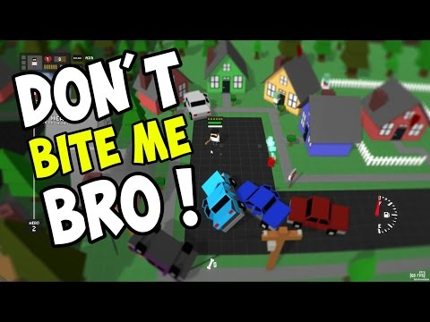 Don't Bite Me Bro! - Open-World Zombie Survival Sandbox - Let's Play Don't Bite Me Bro Gameplay