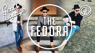 The Right Way to Wear a Fedora || Gent