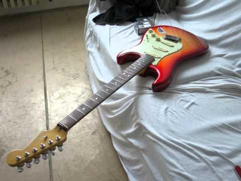 Fender N3 Vs Dimarzio Area 61 - Noiseless Pickups Comparison