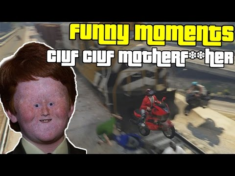 Ciuf Ciuf Motherf**ker | Funny Moments #148 - Gta 5 [PC]