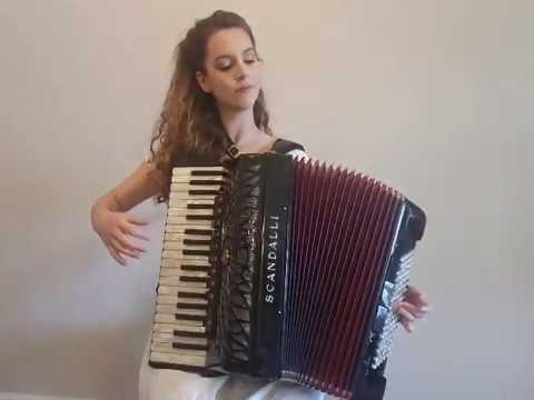 [Accordion] Traditional Irish Jigs (Gillian's Apples/The Lilting Fisherman/The Pride Of Leinster)