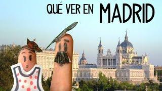 Que ver en Madrid, turismo Madrid, España(Turismo Madrid, sitios importantes para visitar, que ver en Madrid. Clases para aprender español online gratis. Ver vídeos para aprender español: ..., 2015-11-02T10:02:50.000Z)