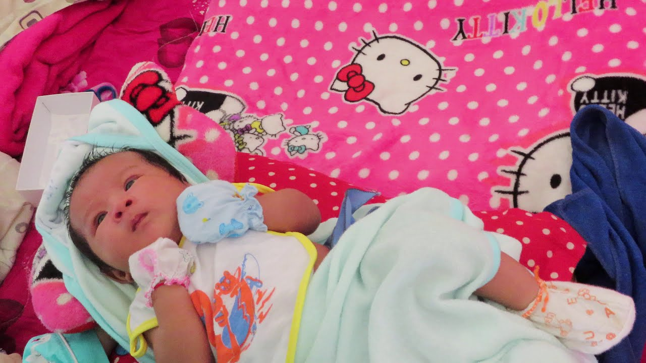 Mony Reach Cute Baby Video - Baby Has Born 1 Month