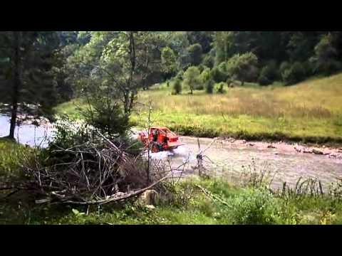Viseu Mocanita Valea Vaserului taf prin apa   28 Aug 2011   8