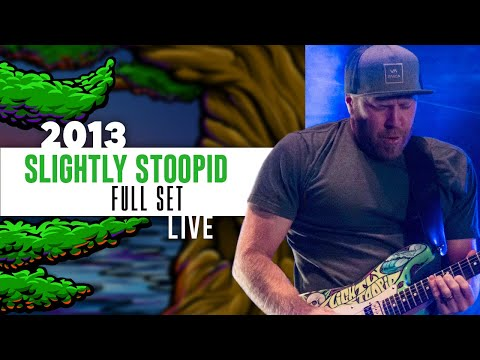 Slightly Stoopid - Full Concert - California Roots 2013