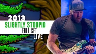 Slightly Stoopid - Full Concert - California Roots 2013