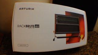 Arturia RackBrute 6U - Unboxing - Midiverse - TV
