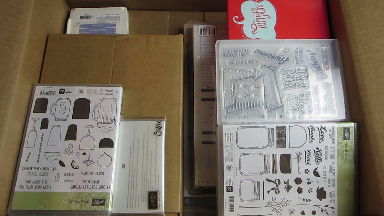 Stampin' Up! Demonstrator Starter Kit Review