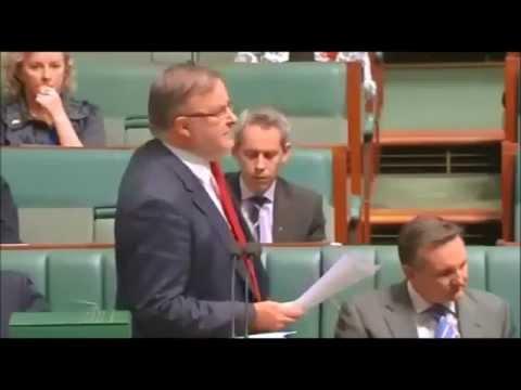 Is The Speaker Biased: Bronwyn Bishop Part 8