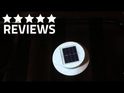 Flexzion Solar LED Light review