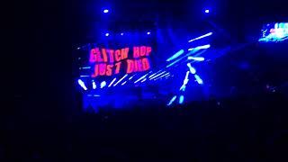 GRiZ Red Rocks IV 2018 Night 2 - Glitch Hop Just Died