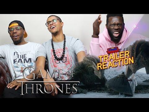 Game Of Thrones Season 8 Trailer Reaction