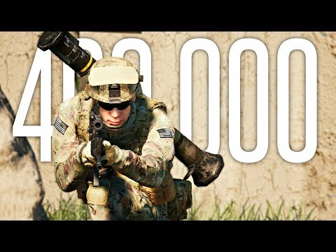 THE 400,000 SPECIAL - SQUAD 40 vs 40 Gameplay