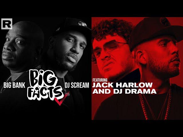Jack Harlow Talks Black Lives Matter, DJ Drama On Lil Uzi Vert Label Issues & More | Big Facts