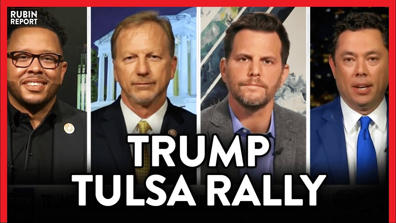 Hypocrisy On Trump Tulsa Rally & Defund The Police, Dave Rubin Responds   POLITICS   Rubin Repor