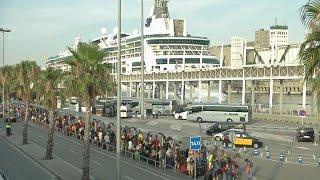 Opérations anti-tourisme en Espagne