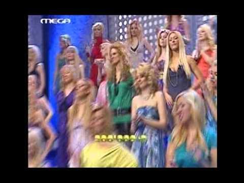 "Elena Fakou Top Blonde Mega Channel ""Η ΕΚΔΙΚΗΣΗ ΤΗΣ ΞΑΝΘΙΑΣ"""