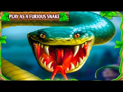 🐍 Furious Snake Simulator - By  Glufun Games Simulation - Android