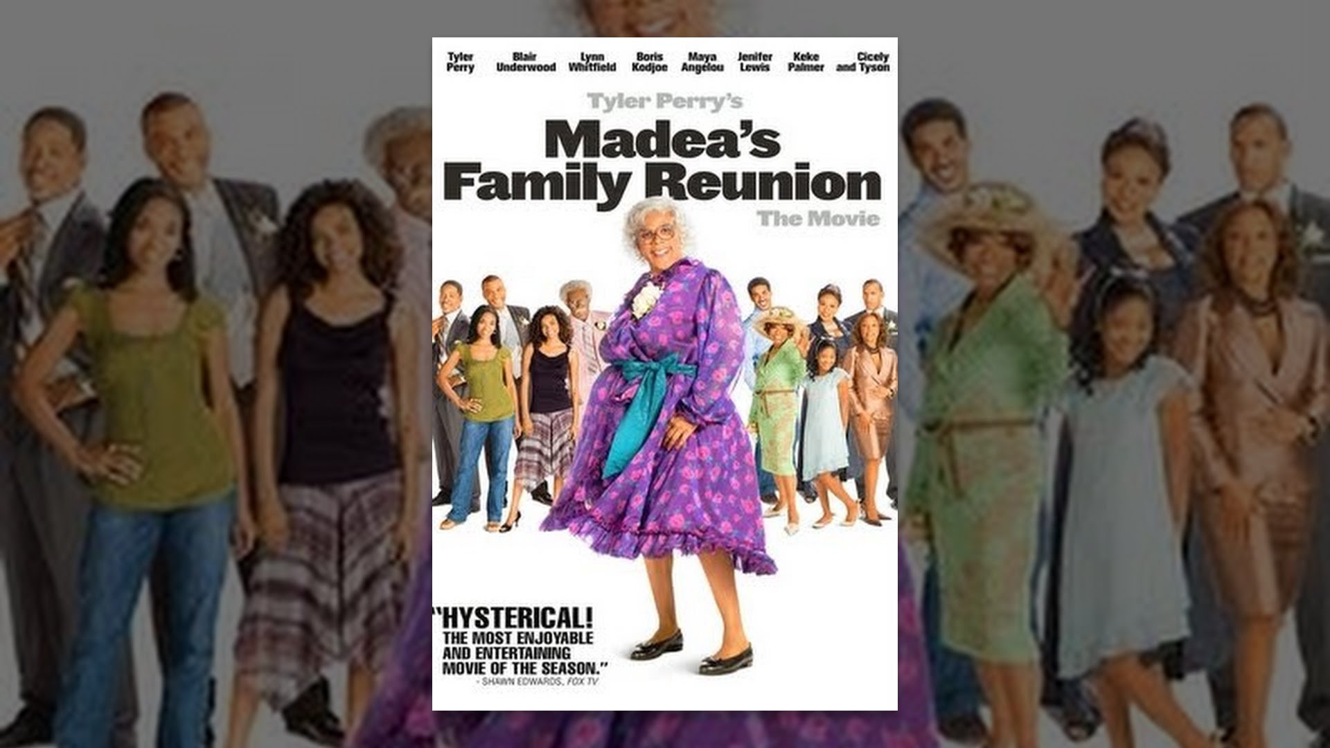 Tyler Perry\'s Madea\'s Family Reunion - YouTube