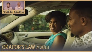 E98 - Okafor's Law (2018) - Movie Review // The GIST