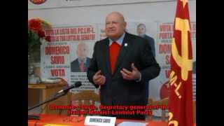 Message of condolence of  Secretary Domenico Savio for the death of Commander Hugo Chavez